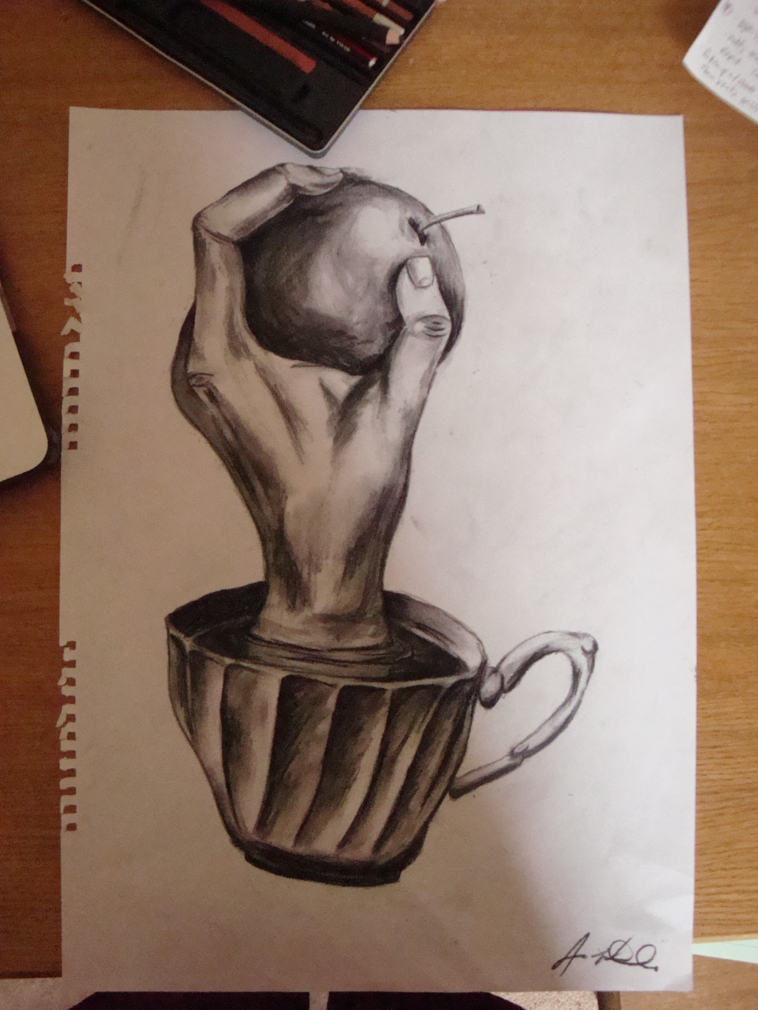 Ideas Emerge over a Cup of Good Tea
